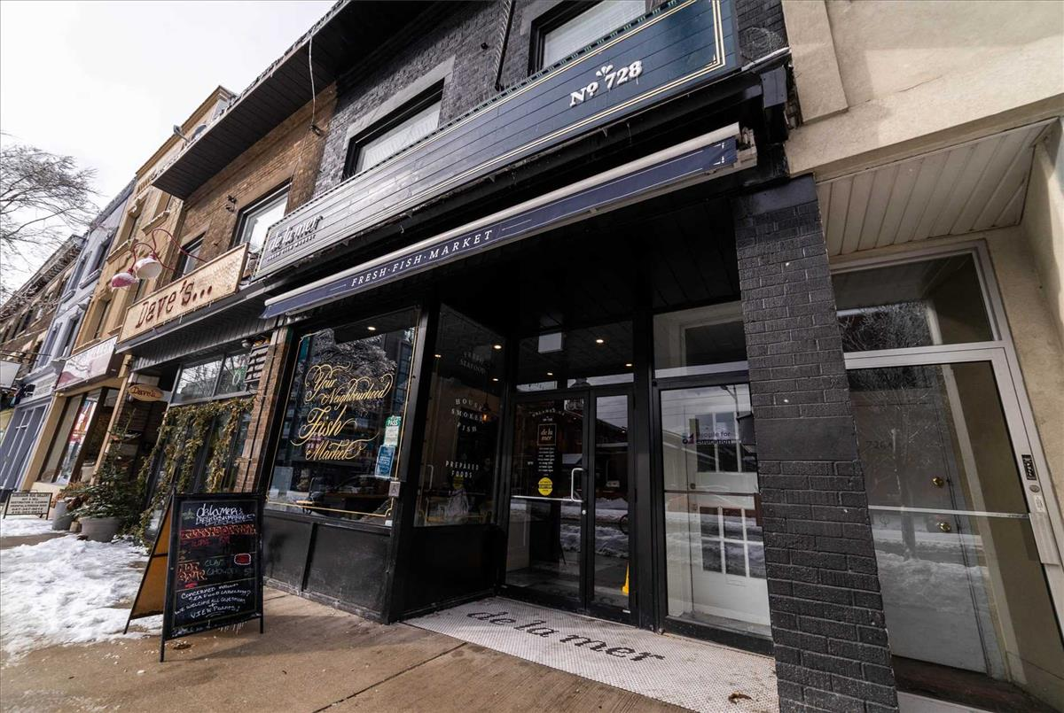 728 St Clair Ave W Toronto RE/MAX Hallmark Group of Companies