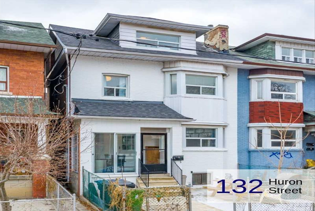 132 Huron St Toronto RE/MAX Hallmark Group of Companies