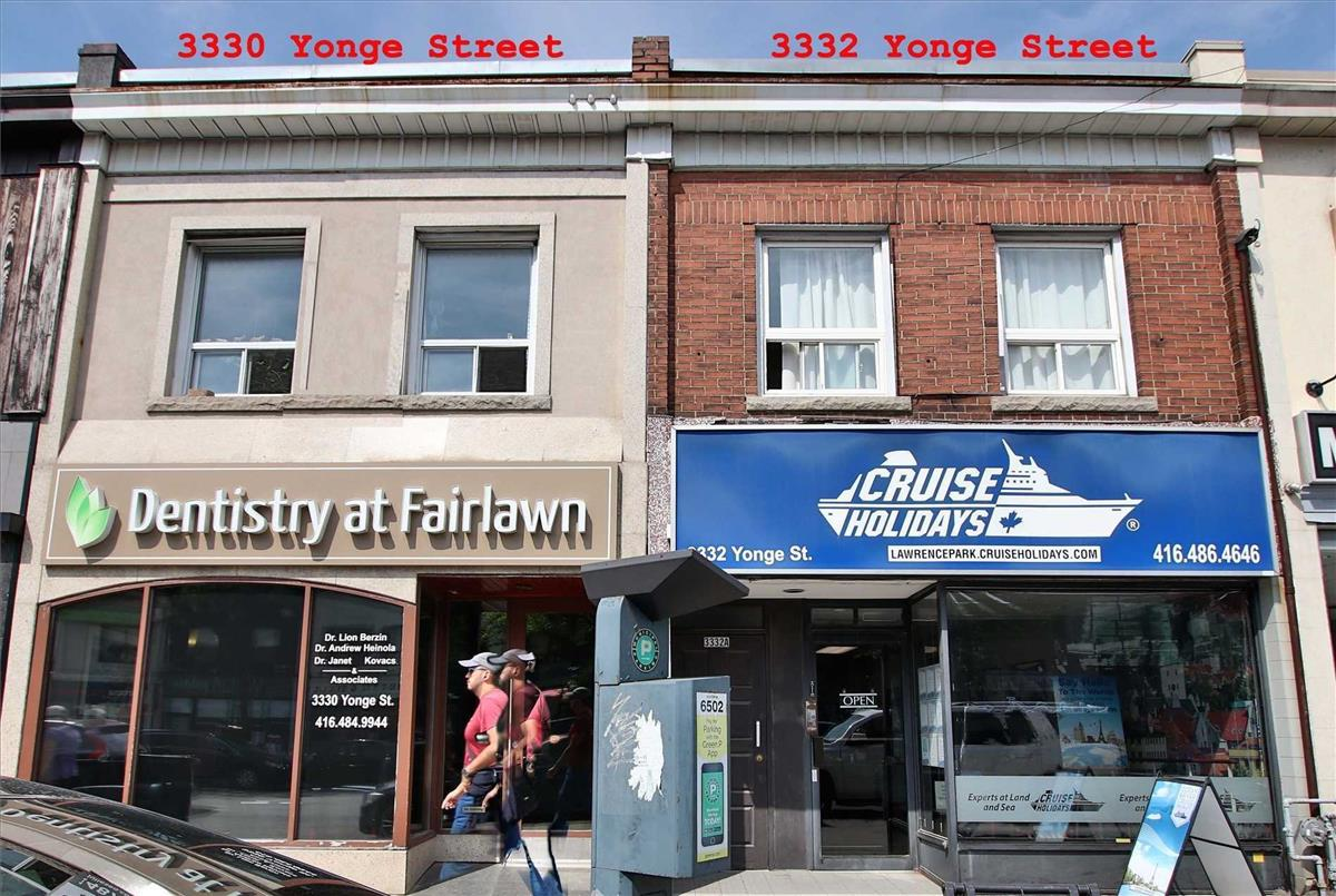 3330-32 Yonge St Toronto RE/MAX Hallmark Group of Companies